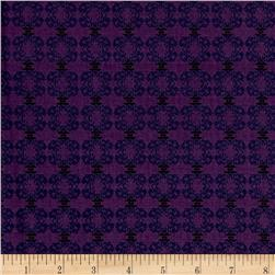 Riley Blake Organica Urchin Purple