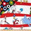 Dr. Suess Celebrate Seuss Suess Stripe/Dots Multi