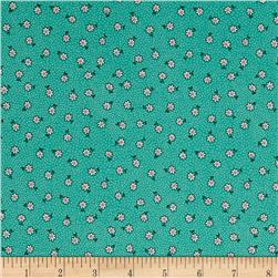 Penny Rose Toy Chest 2 Daisy Teal