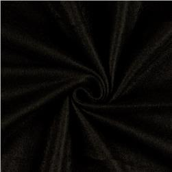 Polar Fleece Solid Black