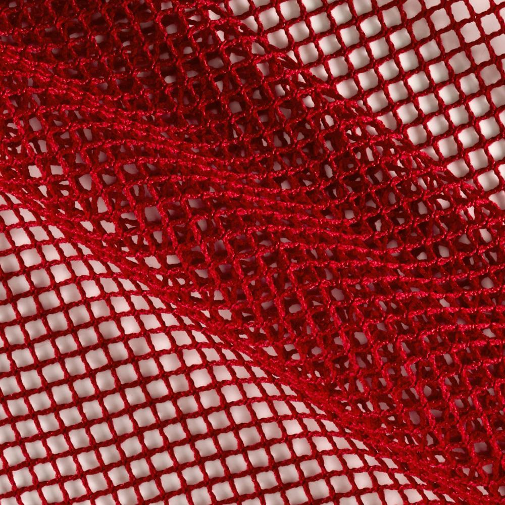 Fish Net Crimson