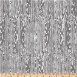 Joel Dewberry True Colors Wood Grain Grey