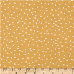 Loralie Fast Women Dinky Dots Yellow/White