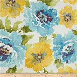 Richloom Solarium Outdoor Muree Sunblue Home Decor Fabric