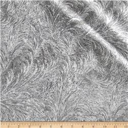 Nocturne Metallic Branches Gray/Silver