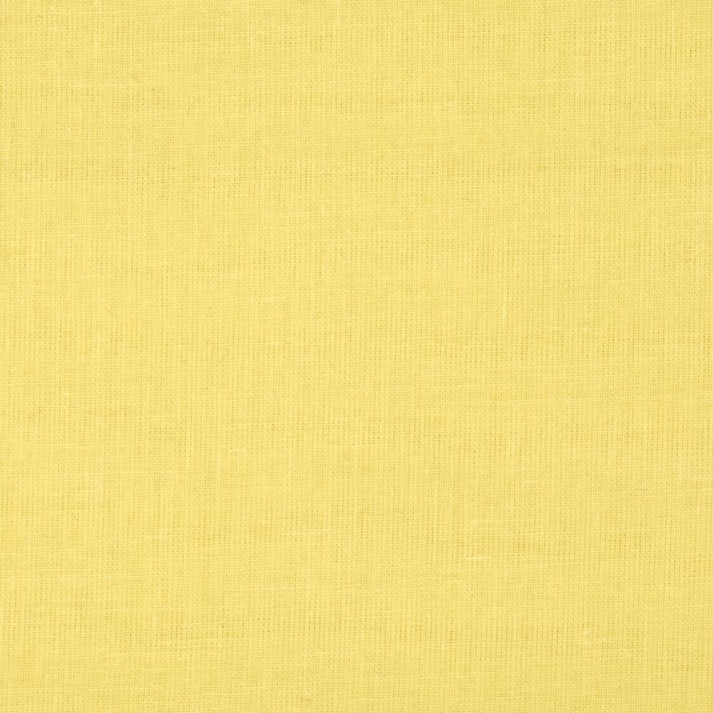 Linen cotton voile light yellow discount designer fabric for Voile fabric