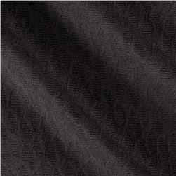 Textured Double Knit Crow