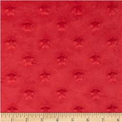 Telio Minky Star Dot Red
