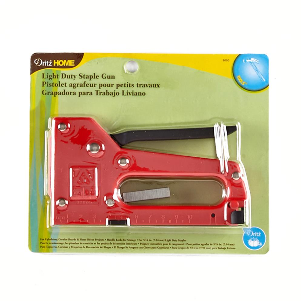 "Light Duty Staple Gun 5/16""-"