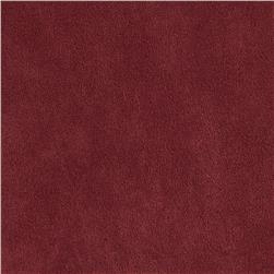 Soho Suede Burgundy Fabric