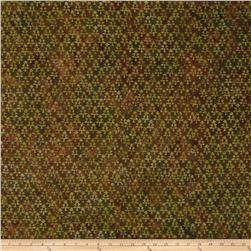 Island Batik Tree Camo Brown/Green