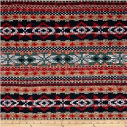 Yukon Sweater Knit Fair Isle Multi
