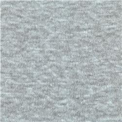 100% European Linen Knit Baby Blue