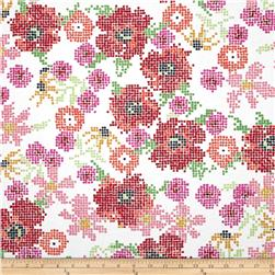 Dear Stella Fragments Cross Stitch Multi Fabric