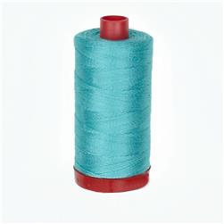 Aurifil 12wt Embellishment and Sashiko Dreams Thread 12 Light Jade