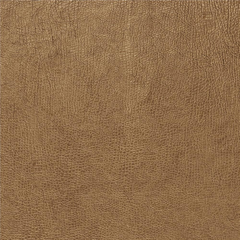 Fabricut 03344 Metallic Faux Leather Bronze