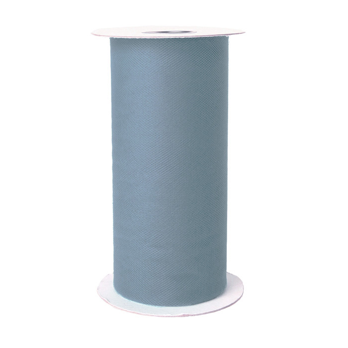 Tulle Spool Williamsburg Blue
