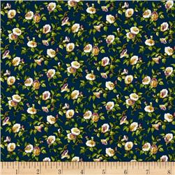 Little House On The Prairie Trumpet Flower Teal