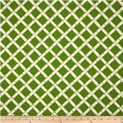 Premier Prints Indoor/Outdoor Cadence Greenage Fabric