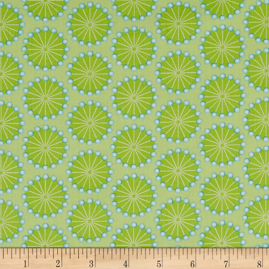 INOpets.com Anything for Pets Parents & Their Pets Sewing Room Pins Green Fabric