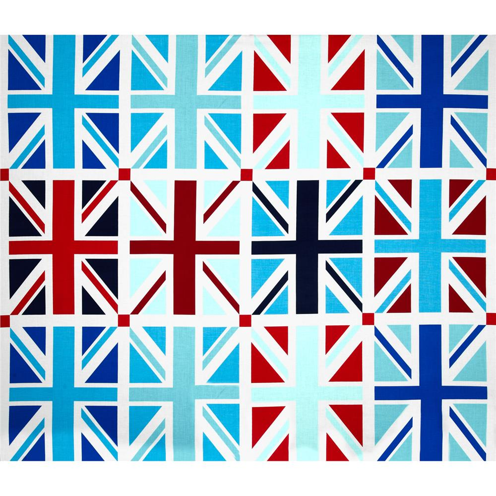 Riley Blake Union Jack 24