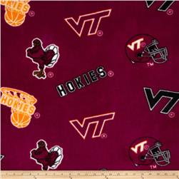Collegiate Fleece Virginia Tech Crimson