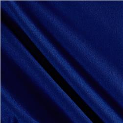 French Terry Knit Solid Royal