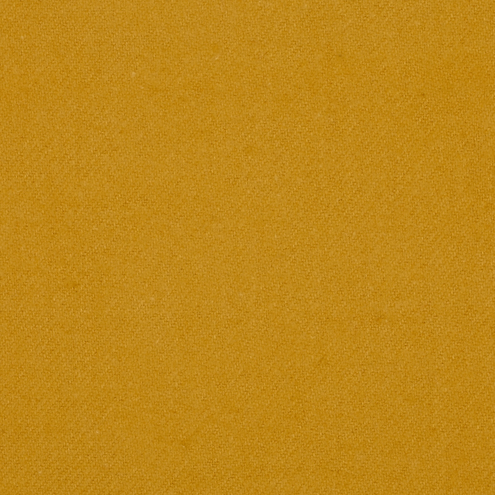 Primo Solid Flannel Gold Fabric