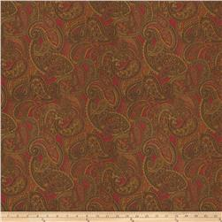 Trend 03397 Jacquard Red