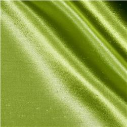 Shantung Sateen Avocado Fabric