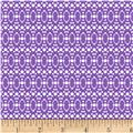 Stof Dot Mania Medium Purple