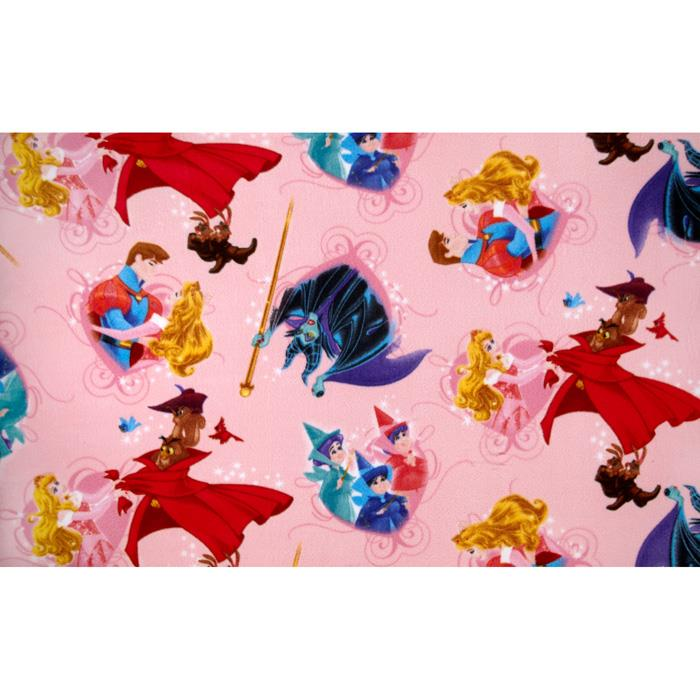 Disney Sleeping Beauty Fleece Sleeping Beauty and Prince