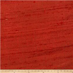 Fabricut Luxury Silk Silk Redwood