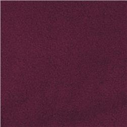 Winter Fleece Velour New Plum