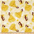 Disney Princess Belle Beauty and the Beast Yellow