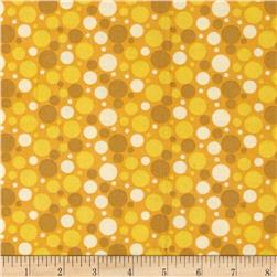 Dot Tonal Golden Yellow