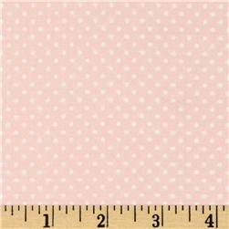 Pimatex Basics Mini Dots Pale Pink