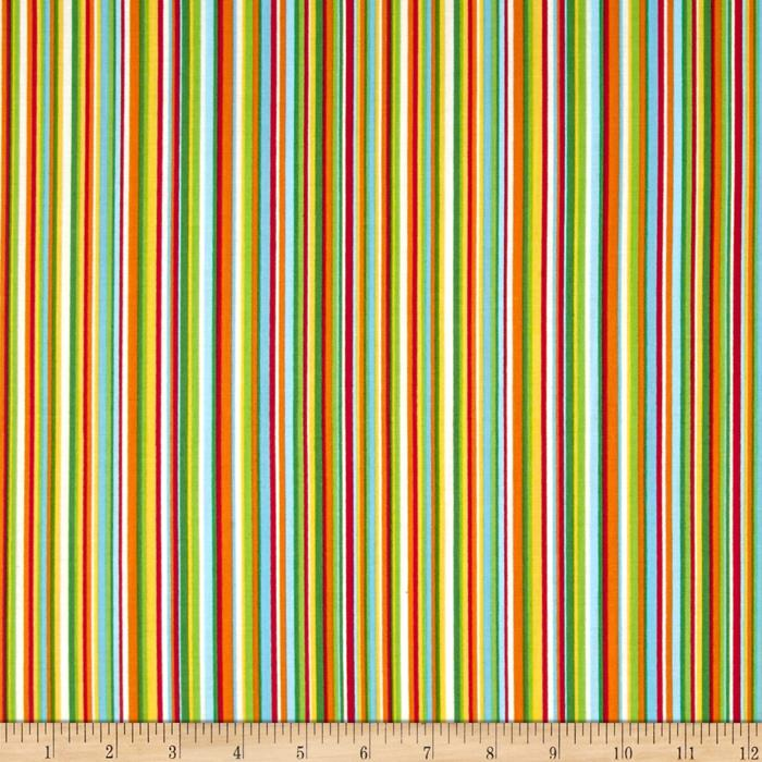 Happy Hour Stripes Multi