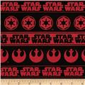 Star Wars Logo Red