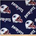 NFL Fleece New England Patriots Blue
