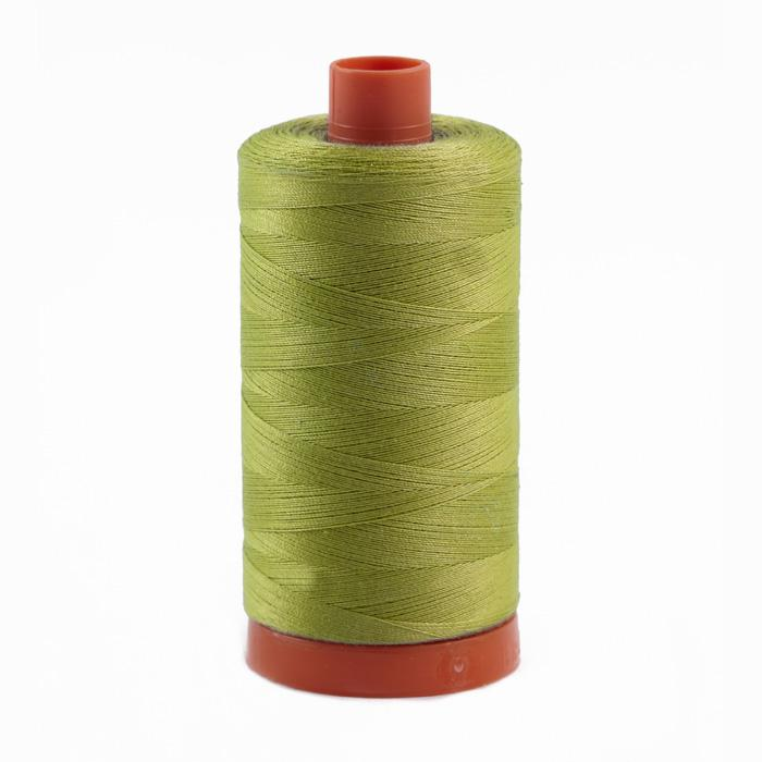 Aurifil Quilting Thread 50wt Spring Green