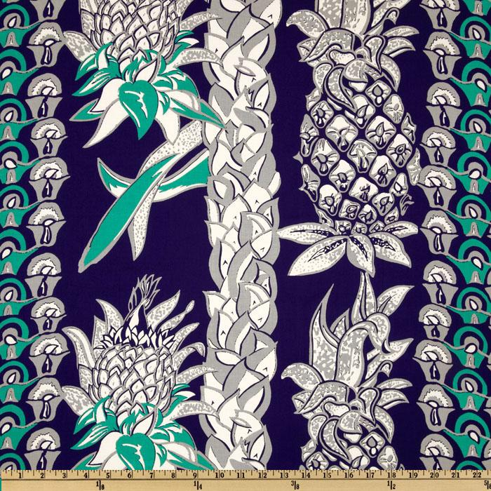 Hawaiian Collection Pineapple Lei Teal