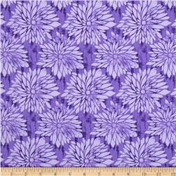 Ty Pennington Home Décor Fall 11 Dahlia Purple