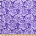 Ty Pennington Home Decor Sateen Fall 11 Dahlia Purple
