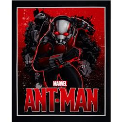 Marvel Ant Man Ant Man 36'' Panel Black