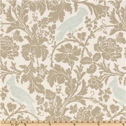 Premier Prints Barber Twill Powder Blue Fabric