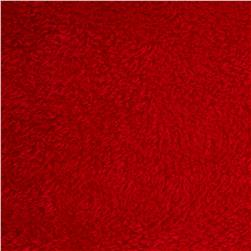 Cuddle Fleece Red