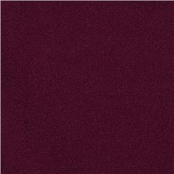 60'' Poly Poplin Dark Burgundy