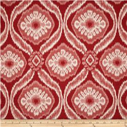 Duralee Home Mecca Upholstery Jacquard Red
