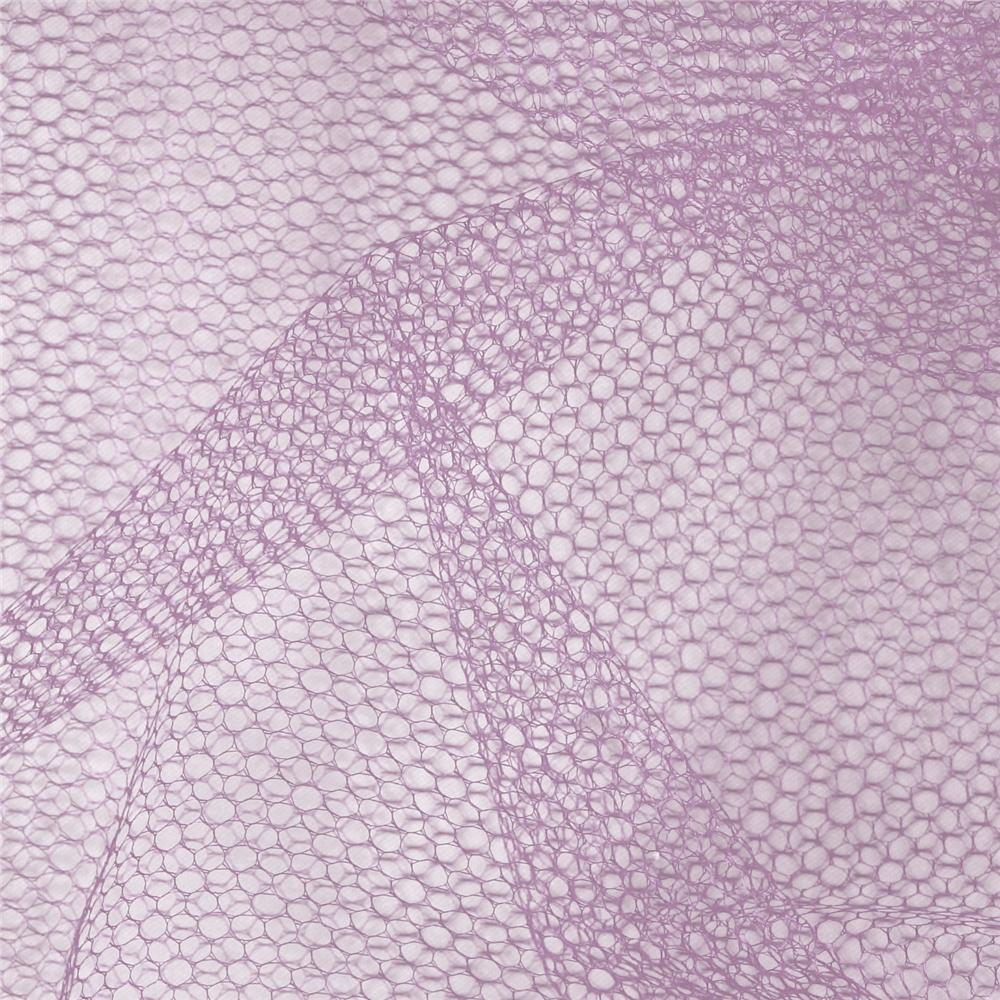 Nylon Netting Wisteria Fabric By The Yard